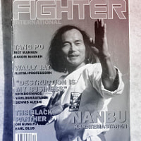 Yoshinao Nanbu on the cover