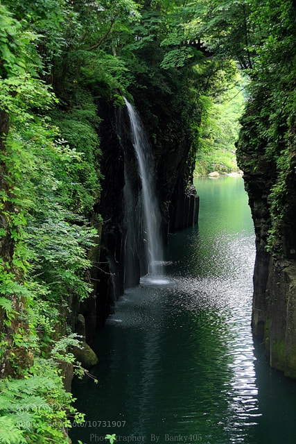 Photograph Takachiho Gorge  by KitchaKron sonnoy on 500px