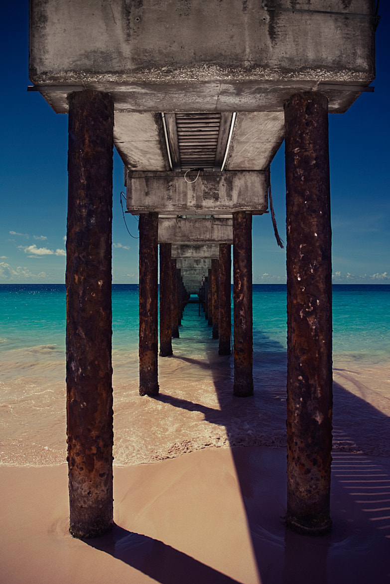Photograph Jetty by Karl Randay on 500px