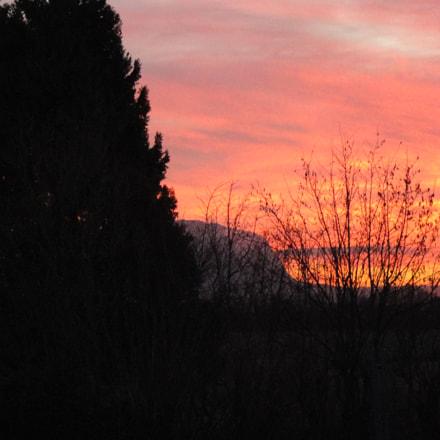 Jussy Sunset