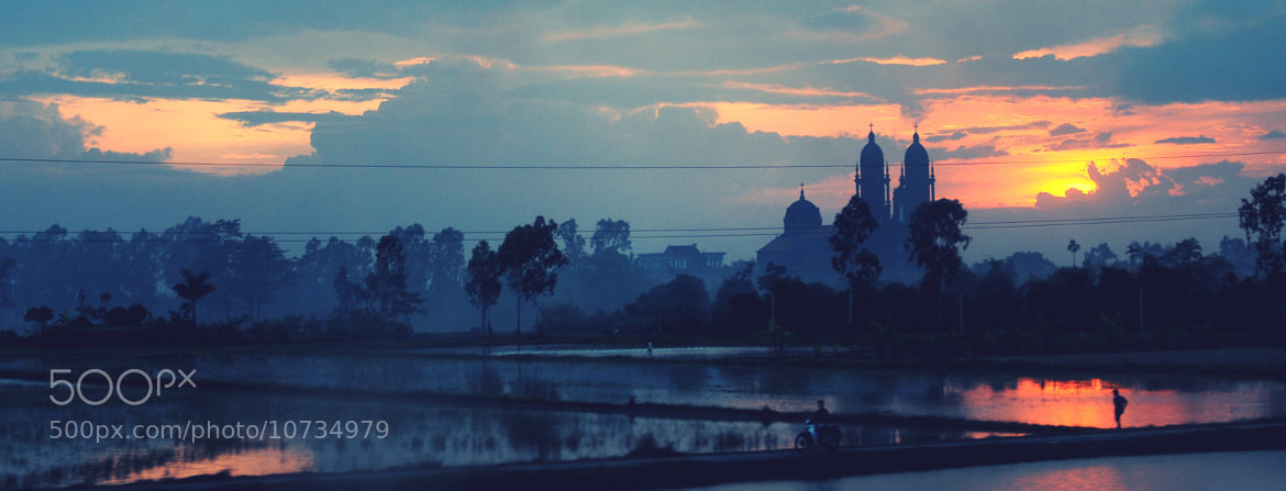 Photograph End of day by Tuấn Anh on 500px