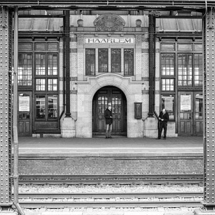 central station Haarlem