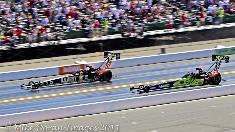Photograph NHRA Top Fuel Finals by Mike Doran on 500px
