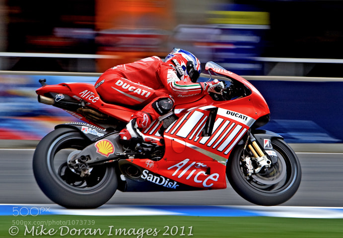 Photograph MotoGP Cplour by Mike Doran on 500px