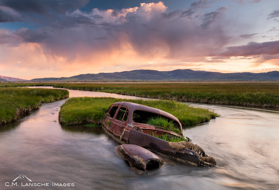 Abandoned by Charlie Lansche  on 500px.com