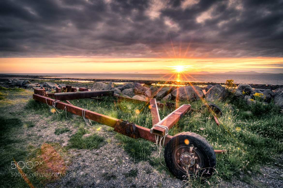 Photograph Rusty Boat Trailer by Gareth Cooper on 500px