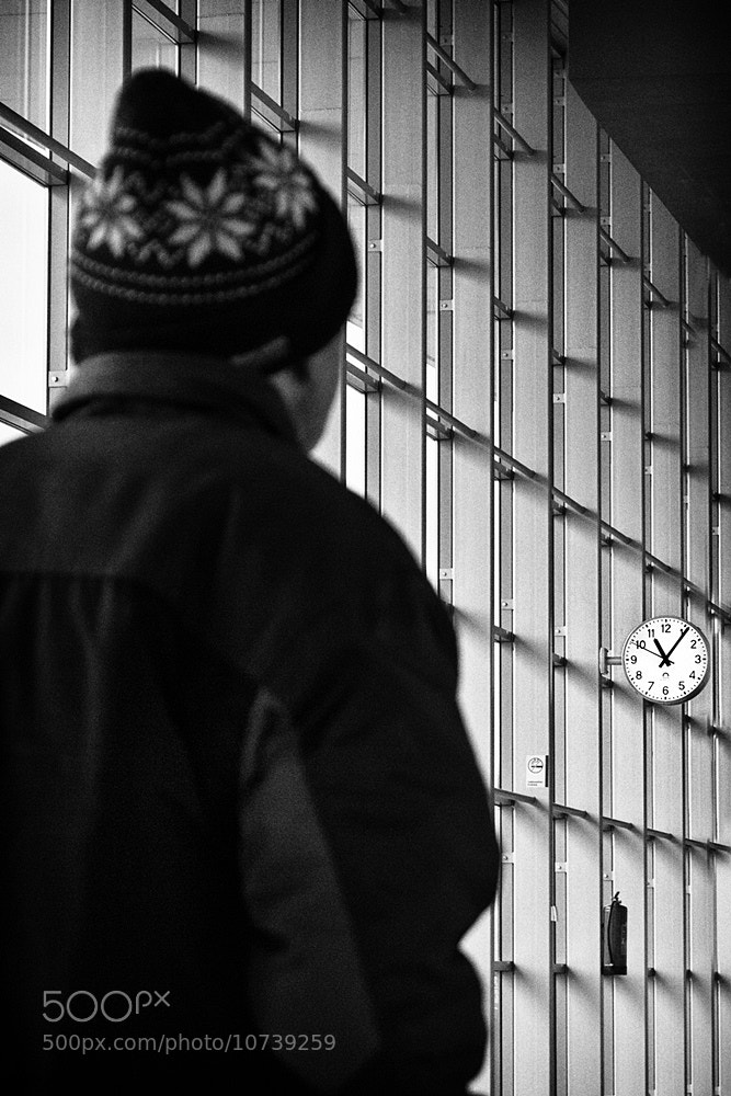 Photograph Watching the clock by Krunoslav Nevistic on 500px