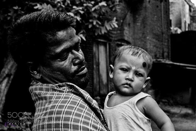 Photograph Father & Child by Ethika Rahman on 500px