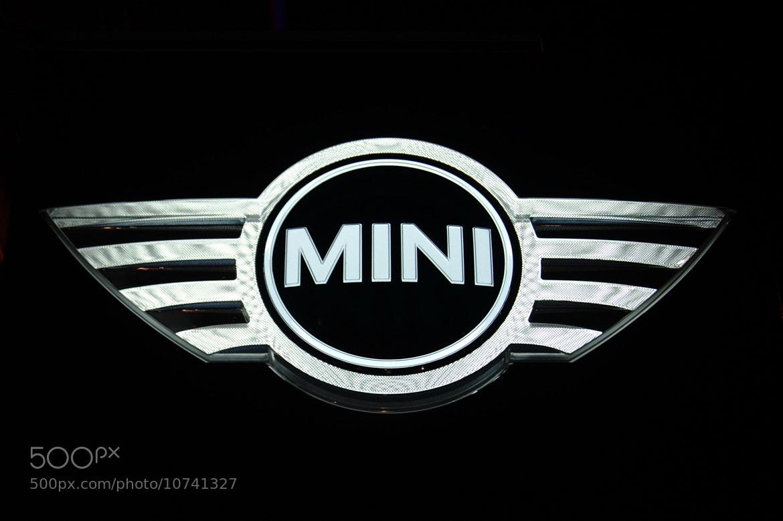 Photograph Mini Car by Matthew Pearce on 500px