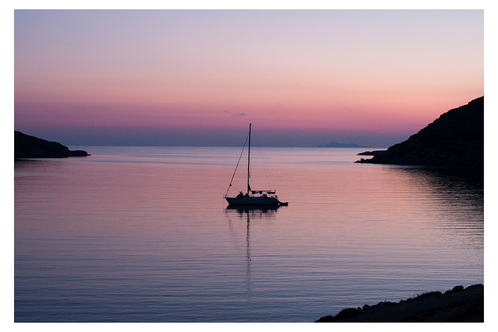 Photograph Sunset in Greece by LightFromThePast.com  on 500px