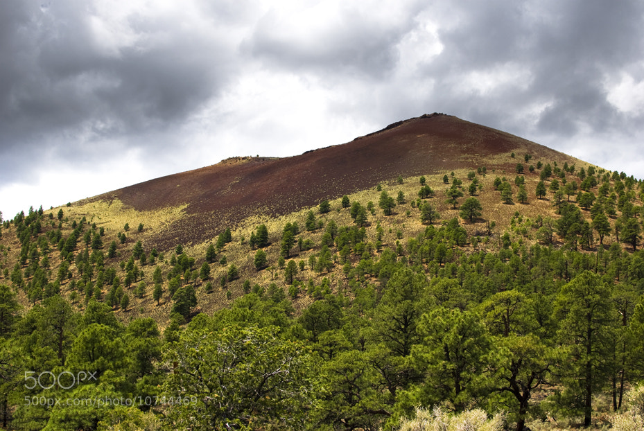 Photograph Sunset Crater by Lindsay Kaun on 500px