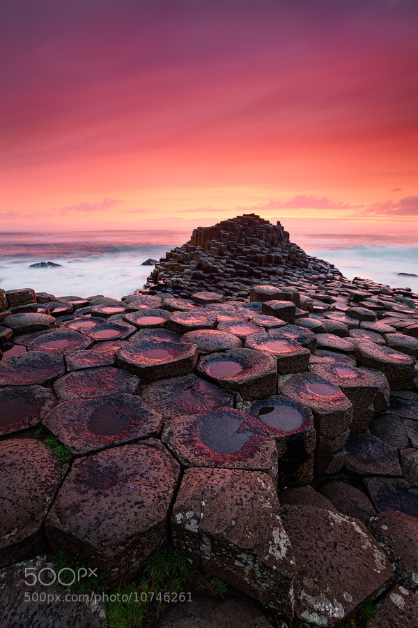 Photograph Bloody Causeway by Michael  Breitung on 500px