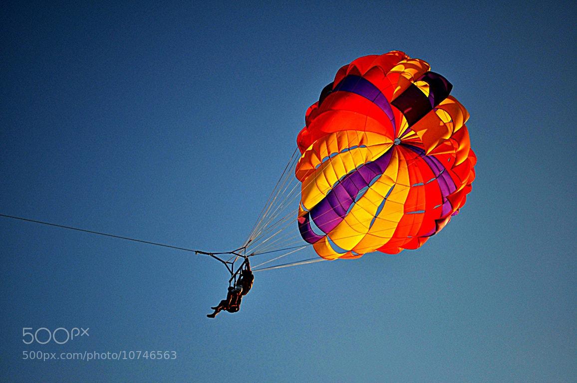 Photograph paracaidas by Jos Martin on 500px