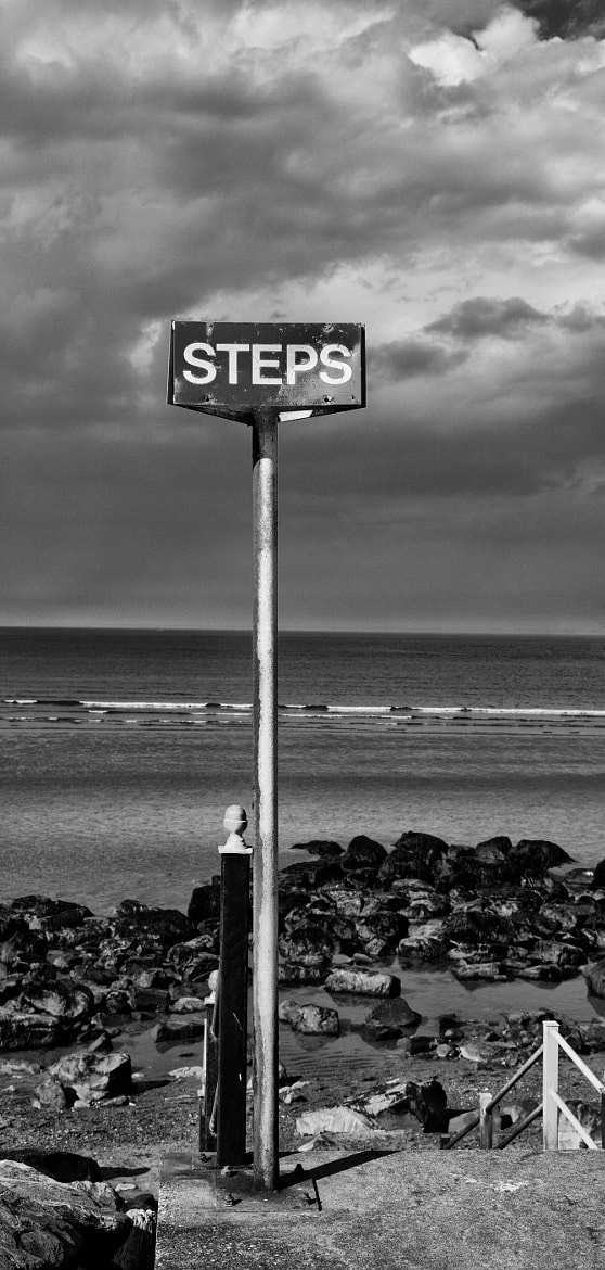 Photograph the steps by andy d'arcy on 500px