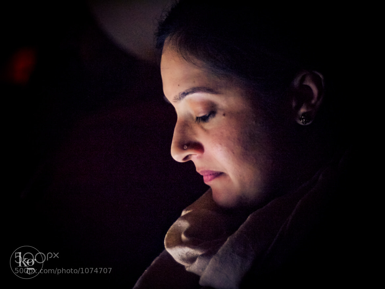 Photograph Reading Rav by Karaminder Ghuman on 500px