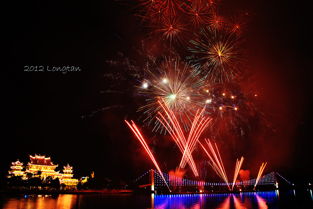 Photograph Firework by 軒銘 劉 on 500px