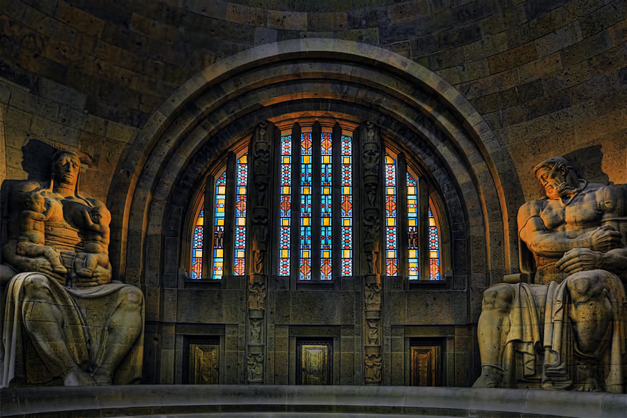 Photograph Inside the Freemasons' Temple II by Klaus Wiese on 500px