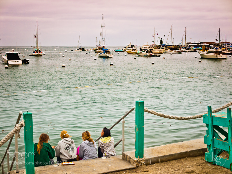 Photograph Harbor Kids by Karaminder Ghuman on 500px