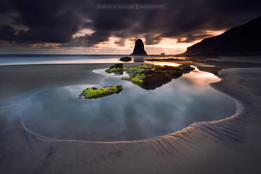 Photograph Tide games by Carlos M. Almagro on 500px