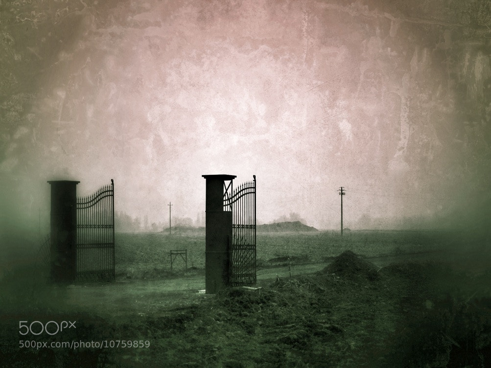 Photograph gate to nowhere by Beau Rivage on 500px