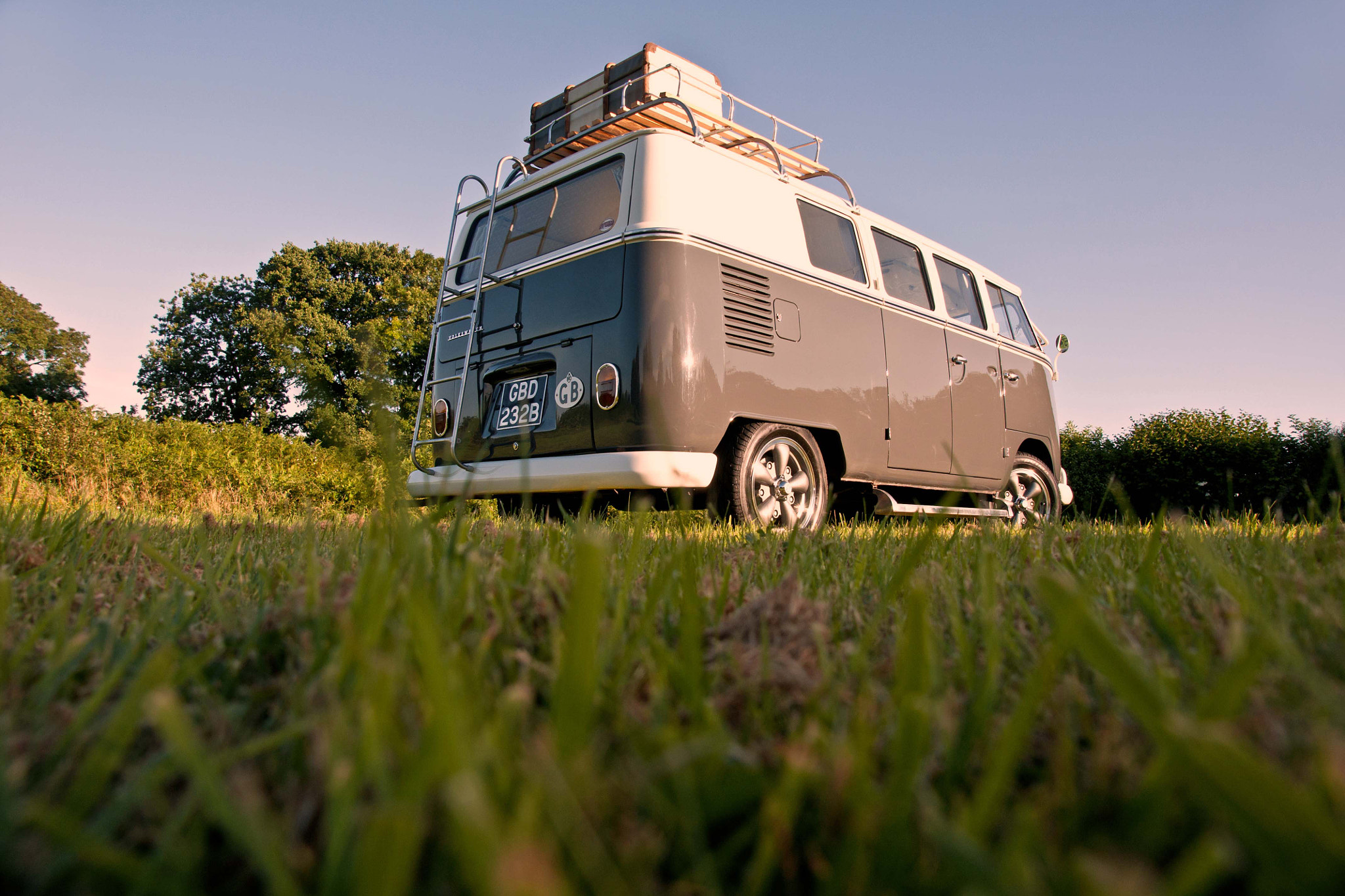 Photograph VW Camper van by Kirsty Burge on 500px
