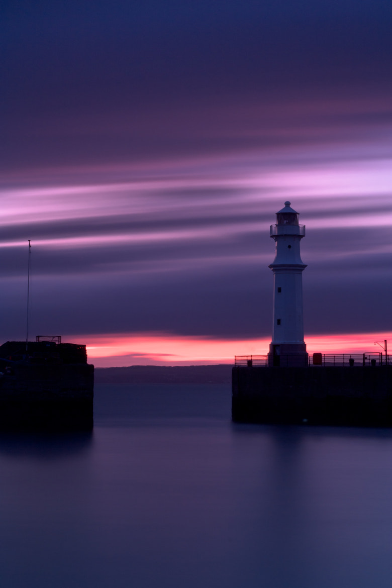 Photograph Newhaven Sunset by Sean Cooper on 500px