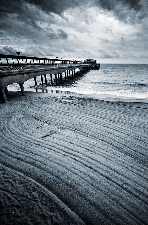 Photograph The Pier by Martin Wait on 500px