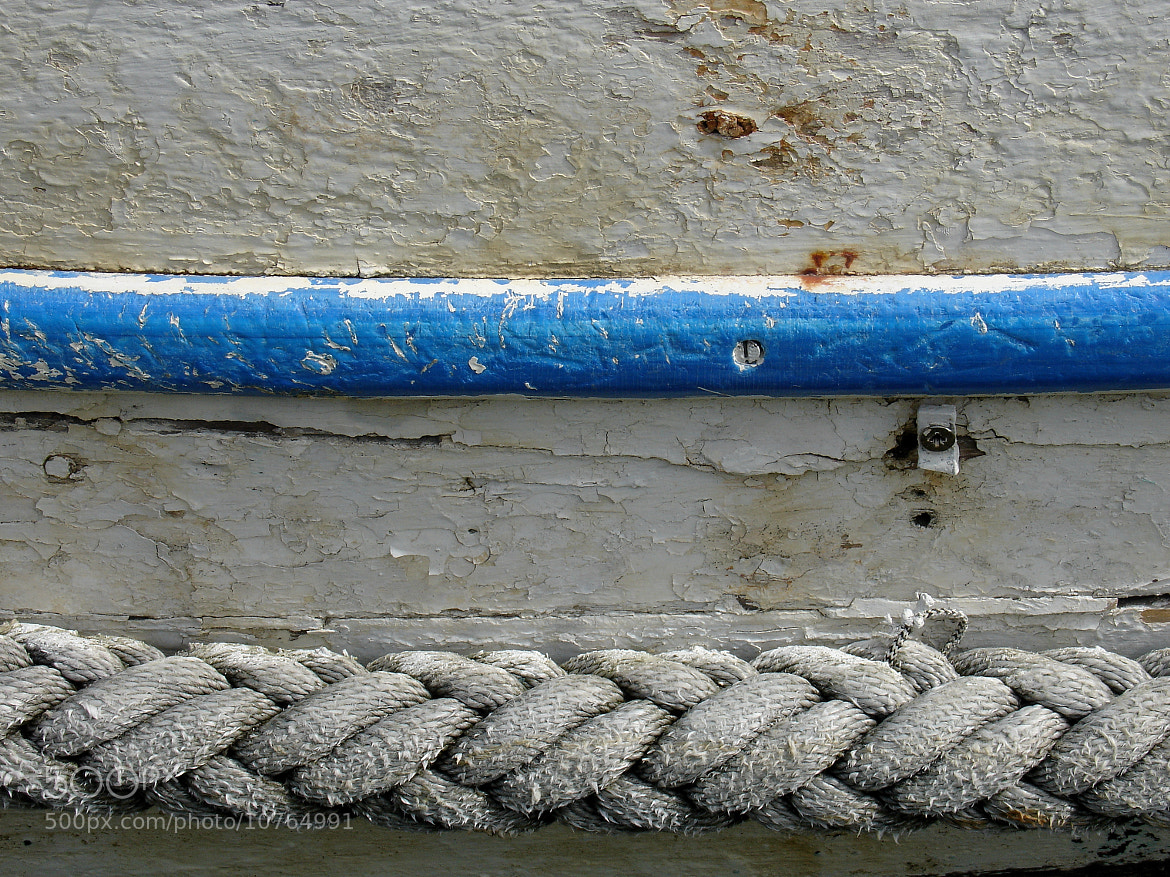 Photograph Boat detail by John Barker on 500px