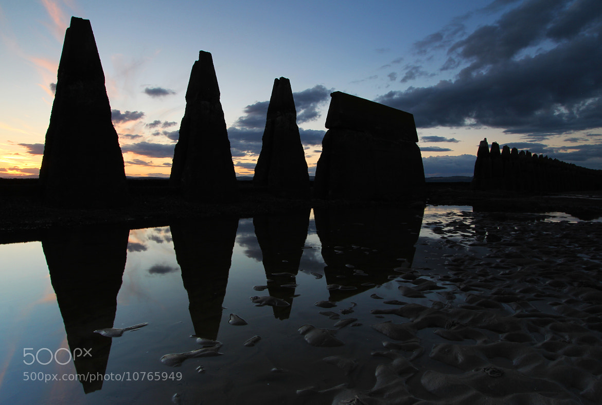 Photograph Monoliths by Mike Smith on 500px