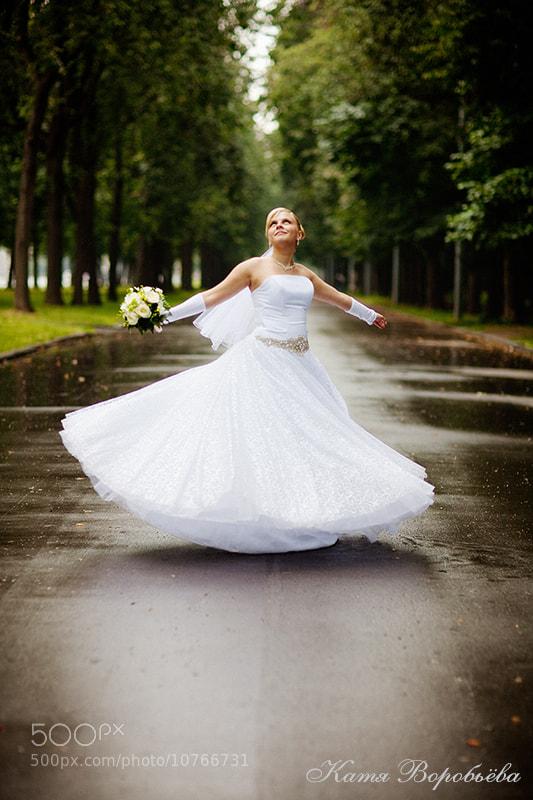 Photograph Her Dance by Katia Vorobieva on 500px