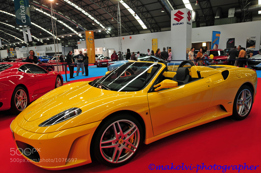 Photograph Ferrari-430 by makolvi - photographer on 500px