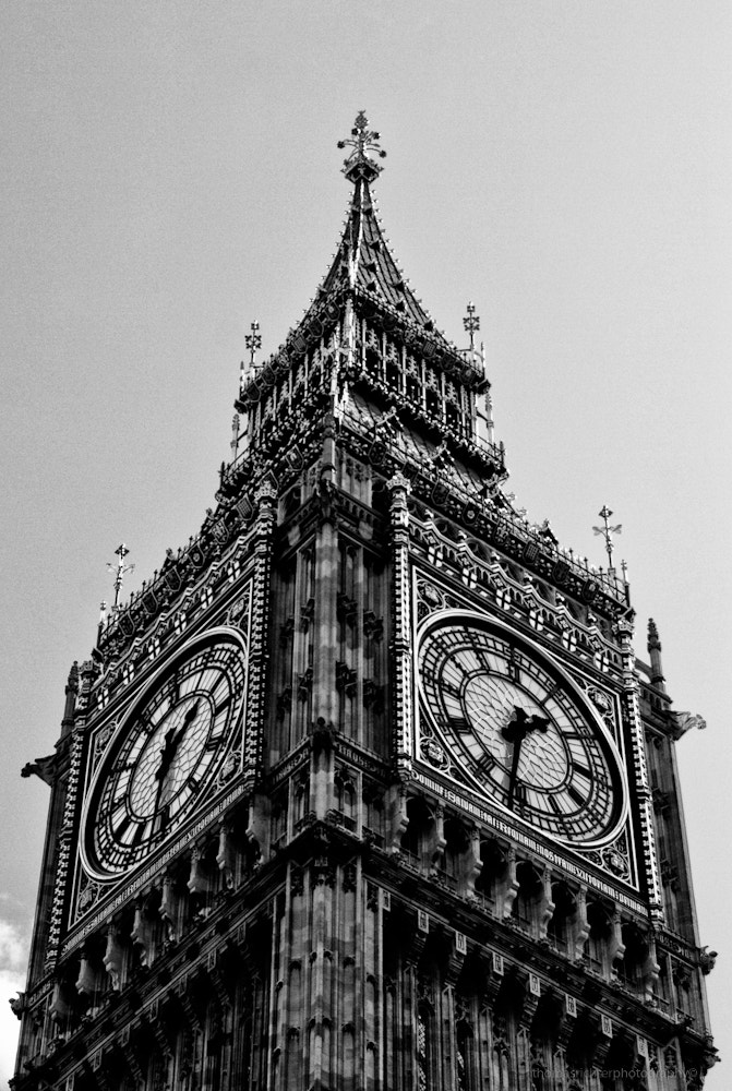Photograph Big Ben by Thomas Richter on 500px