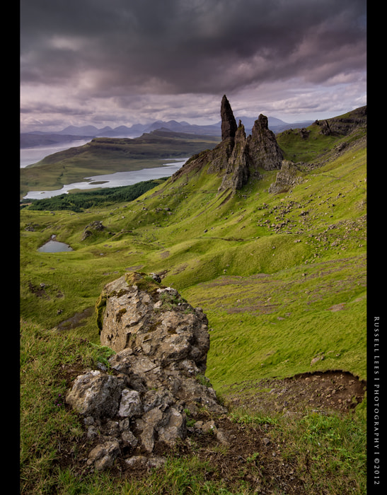 Photograph Old Man of Storr by Russell Lees on 500px