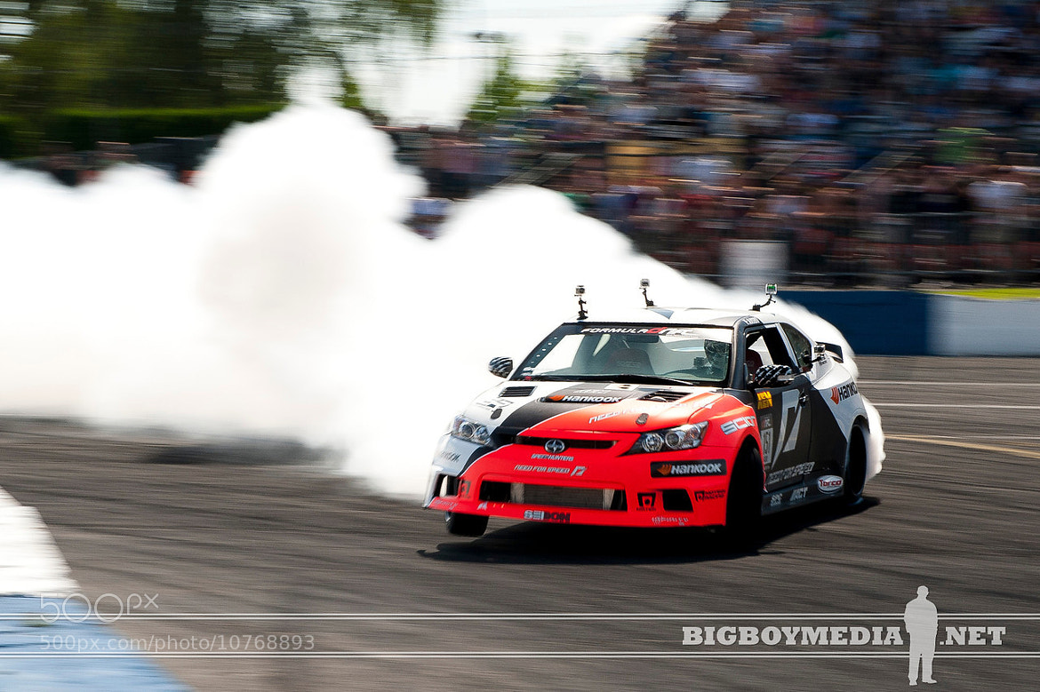 Photograph Fredric Aasbo - Formula D Seattle.  by Gaelen Norman on 500px