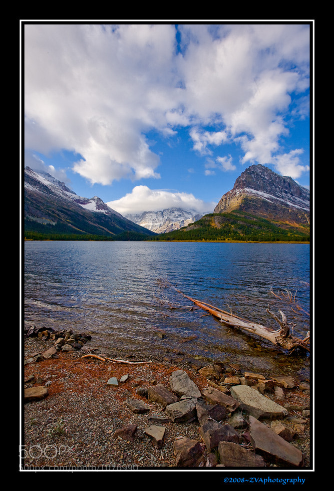 Photograph Swiftwater Lake by Zeph Van Allen on 500px