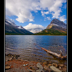 Swiftwater Lake by Zeph Van Allen (zva)) on 500px.com