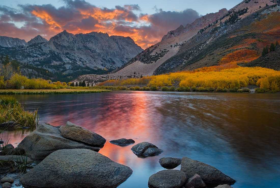 Photograph Under the Flames of Dusk by Mark Geistweite on 500px