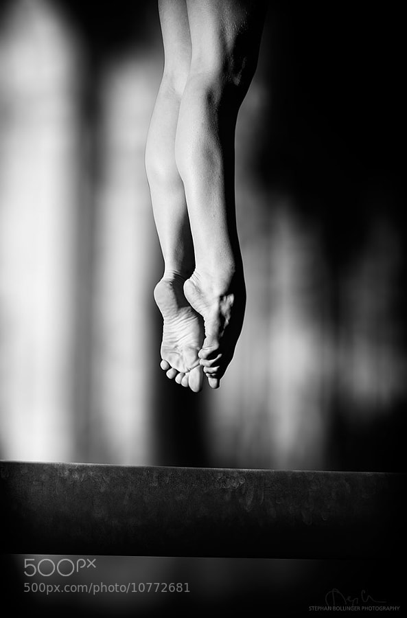Photograph L'art du saut by Stephan Bollinger on 500px