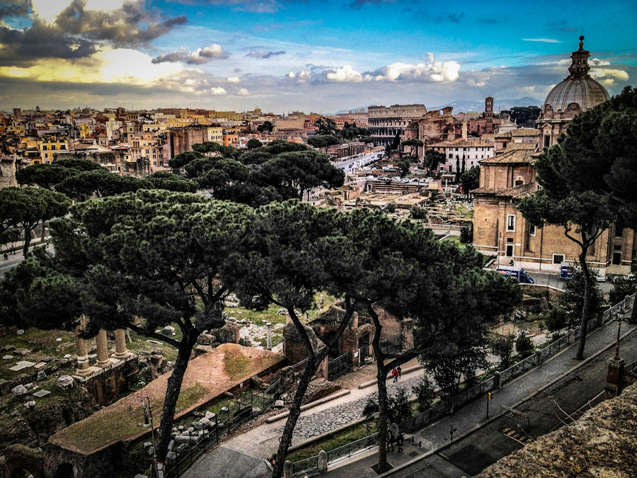 Photograph Roma Nord. by Augusto Ledesma on 500px