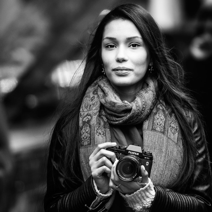 Photograph fellow photographer by Nico Ouburg on 500px