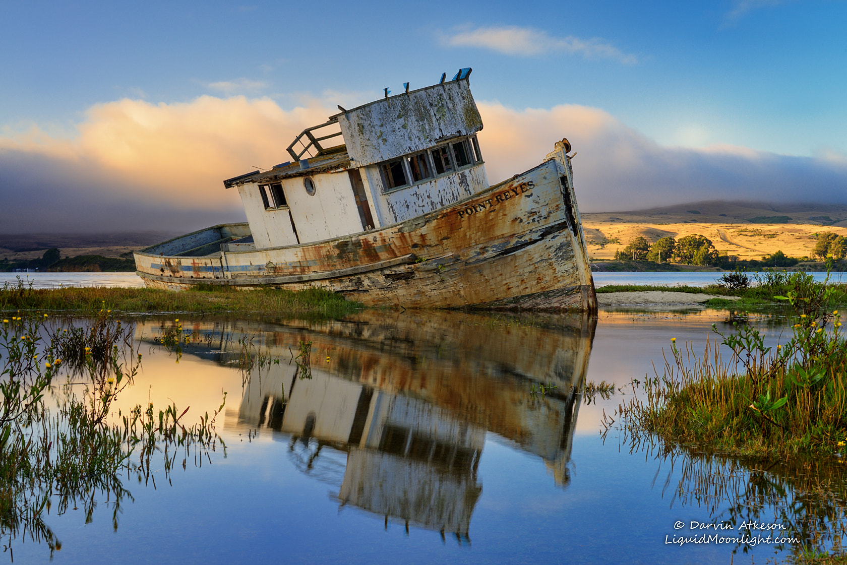 Photograph Dream Boat - Point Reyes  by Darvin Atkeson on 500px