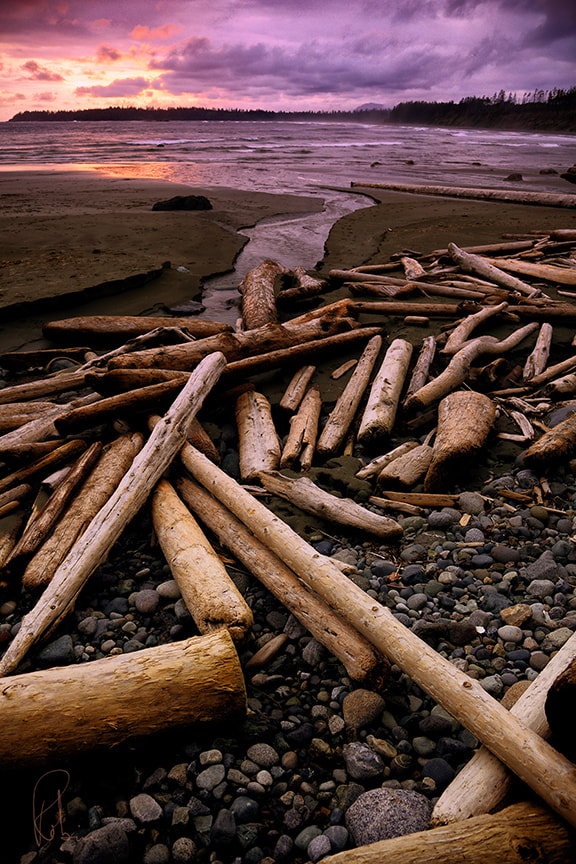 Photograph Pacific Rim National Park Reserve by Robin B. Powell on 500px