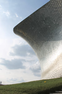 Soumaya Museum by Alejandro Santiago on 500px