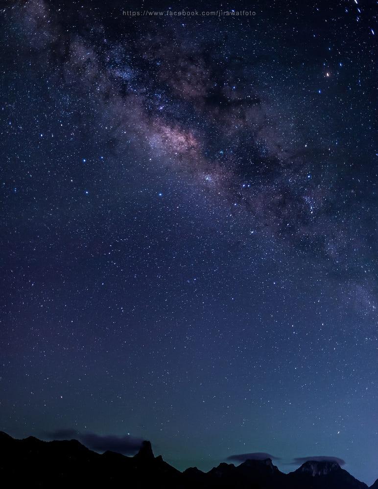 All Of Stars By Jirawat Plekhongthu / 500px