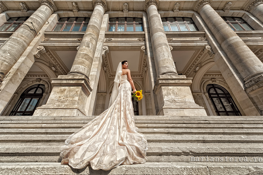 Photograph Wedding dress - Raluca by Marian Sterea on 500px