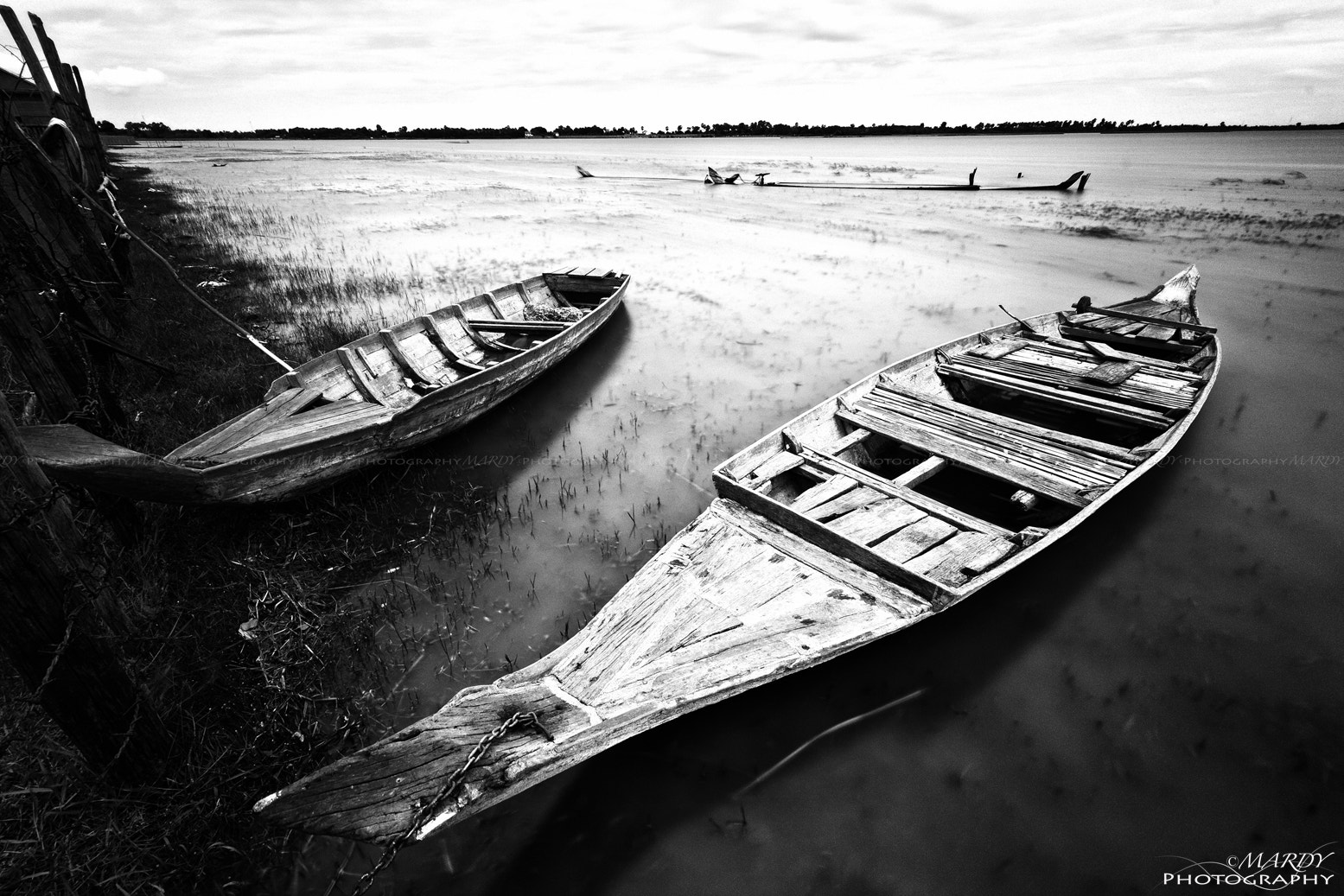 Photograph The Couple Boat  by Mardy Suong Photography on 500px