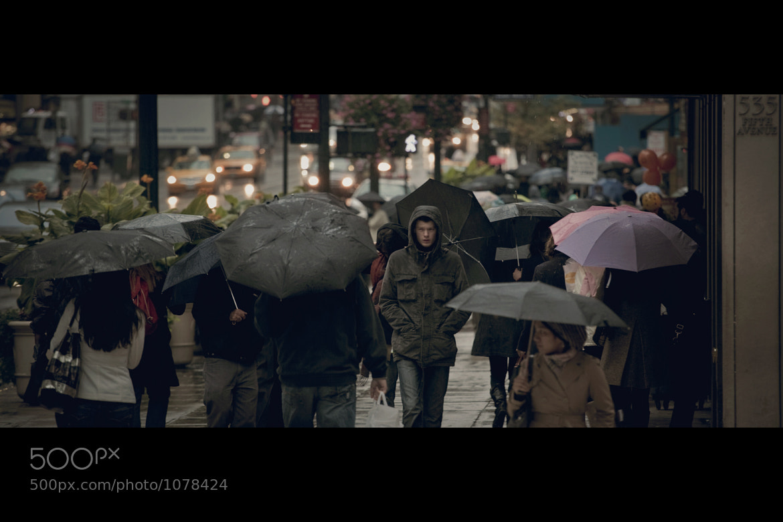Photograph Serial Killers Like Rain by Maxime Villalonga on 500px