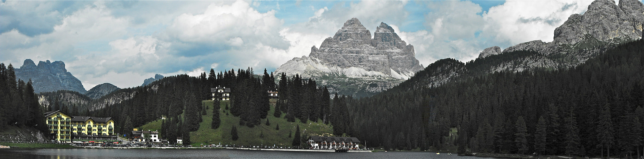 Photograph LAGO DI MISURINA by Tassan Giuseppe on 500px