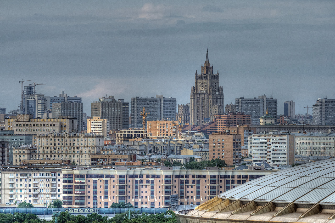 Photograph Moscow by Alexander Asedach on 500px