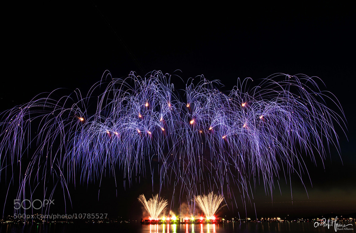 Photograph Honda Celebration of Light-Vietnam, Vancouver, BC by Raed Al-Banna on 500px